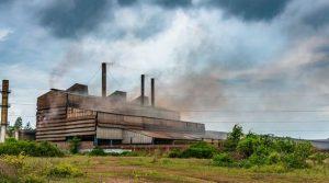 انبعاثات محطات توليد الكهرباء في جنوب أفريقيا