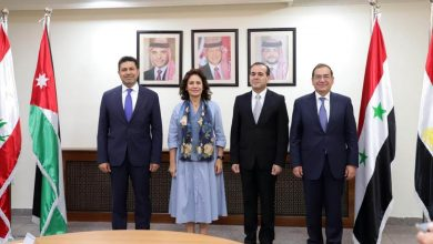 Photo of جدول زمني لتشغيل خط الغاز العربي وحل أزمة الطاقة في لبنان