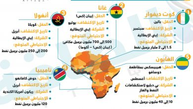 Photo of أبرز 5 اكتشافات نفطية في أفريقيا خلال 2021