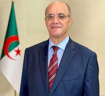الجزائر - وزير الانتقال الطاقوي في الجزائر بن عتو زيان