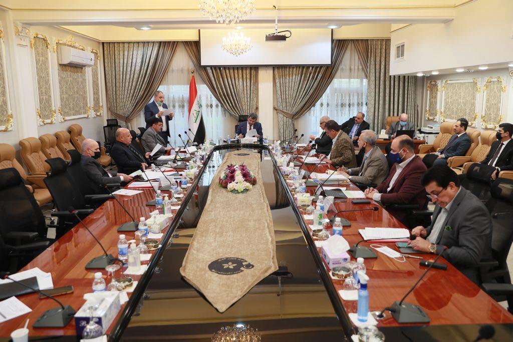 المجلس الوزاري للطاقة في العراق