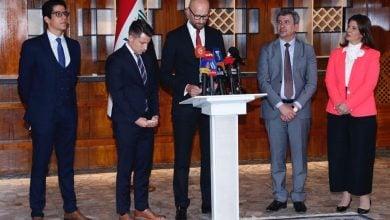 Photo of العراق يوقع اتفاقية مع سكاتك النرويجية لإنشاء محطات طاقة شمسية