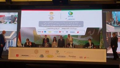 Photo of رسميًا.. إعلان أسماء الشركات الفائزة بتنفيذ الربط الكهربائي بين مصر والسعودية