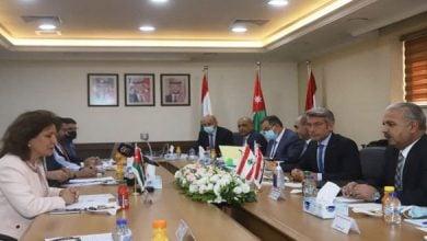 Photo of جدول زمني لتشغيل خطوط الربط الكهربائي بين الأردن ولبنان وسوريا