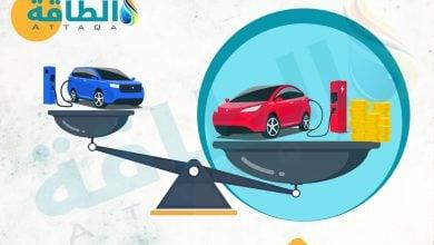 Photo of تكلفة شحن السيارة الكهربائية تفوق أسعار تعبئة خزانات المركبات بالبنزين (دراسة)