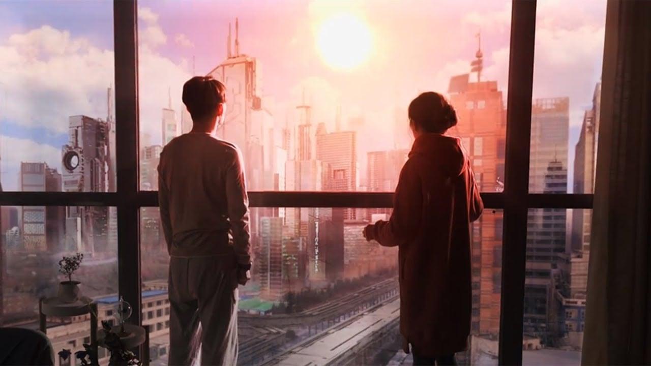 الطاقة الشمسية - بداية اضطراب ضوء الشمس - فيلم الشروق الأخير