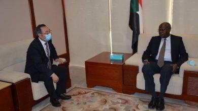 Photo of الخرطوم تبحث مع شركة النفط الصينية أزمة توقف صادرات جوبا