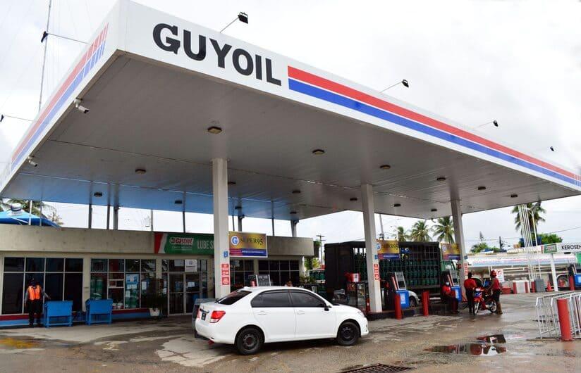 غايانا - أسعار الوقود