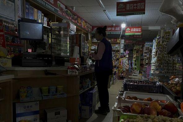 الكهرباء في الصين