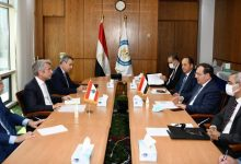 Photo of للمرة الثانية.. وزير الطاقة اللبناني في القاهرة لبحث إجراءات استقدام الغاز المصري