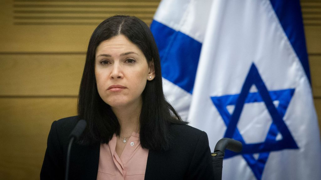 وزيرة الطاقة الإسرائيلية كارين إلهارار