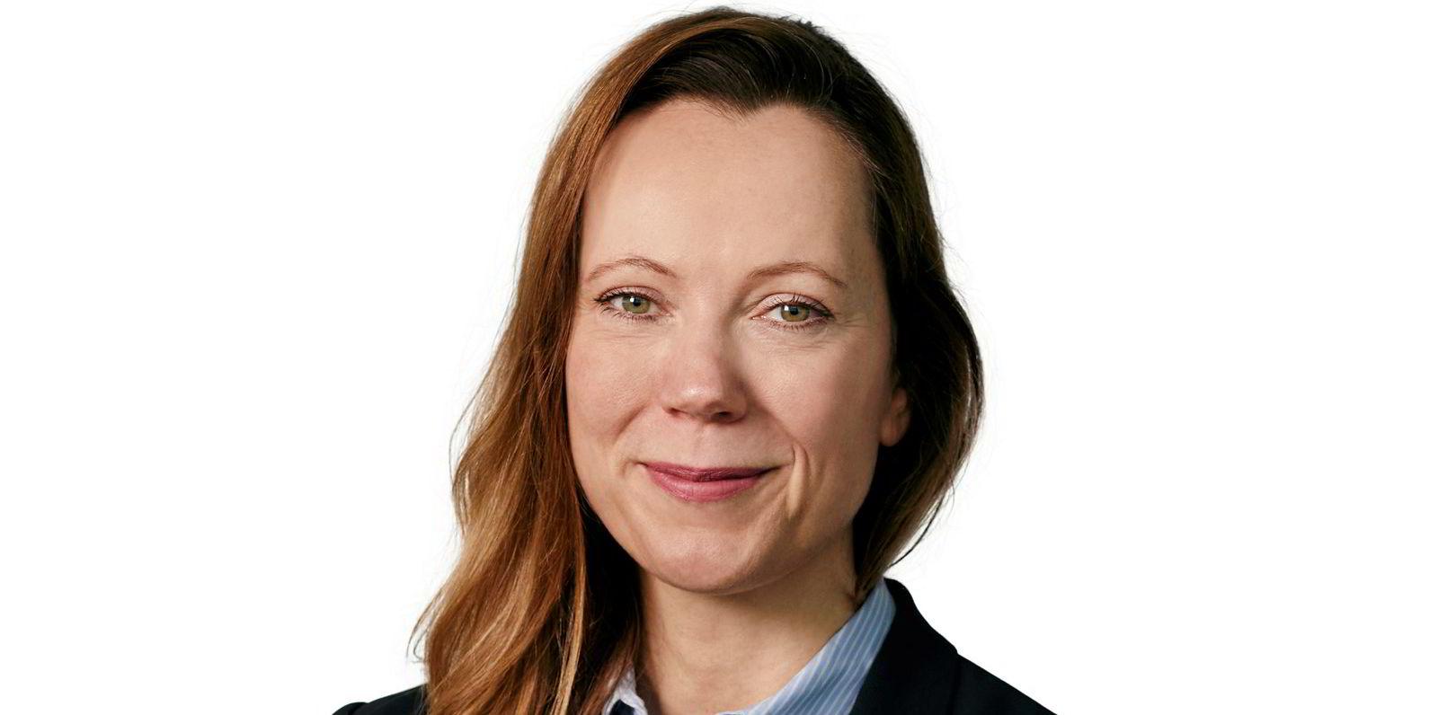 توربينات رياح شركة فيستاس - رئيس قسم الاستدامة في فيستاس، ليزا إيكستراند