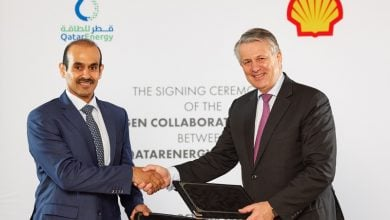 Photo of تعاون مشترك بين قطر للطاقة وشل بمشروعات إنتاج الهيدروجين في بريطانيا