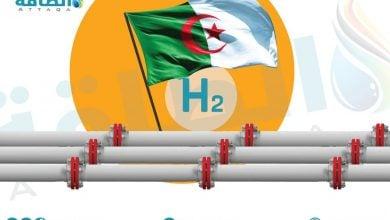Photo of أوابك: الجزائر أول دولة عالميًا تدرس تصدير الهيدروجين في أنابيب الغاز